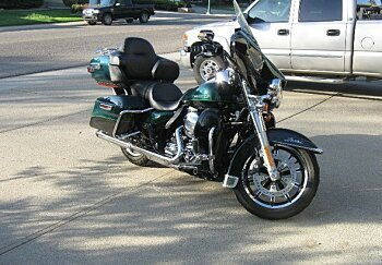 2015 Harley-Davidson Touring for sale 200580383