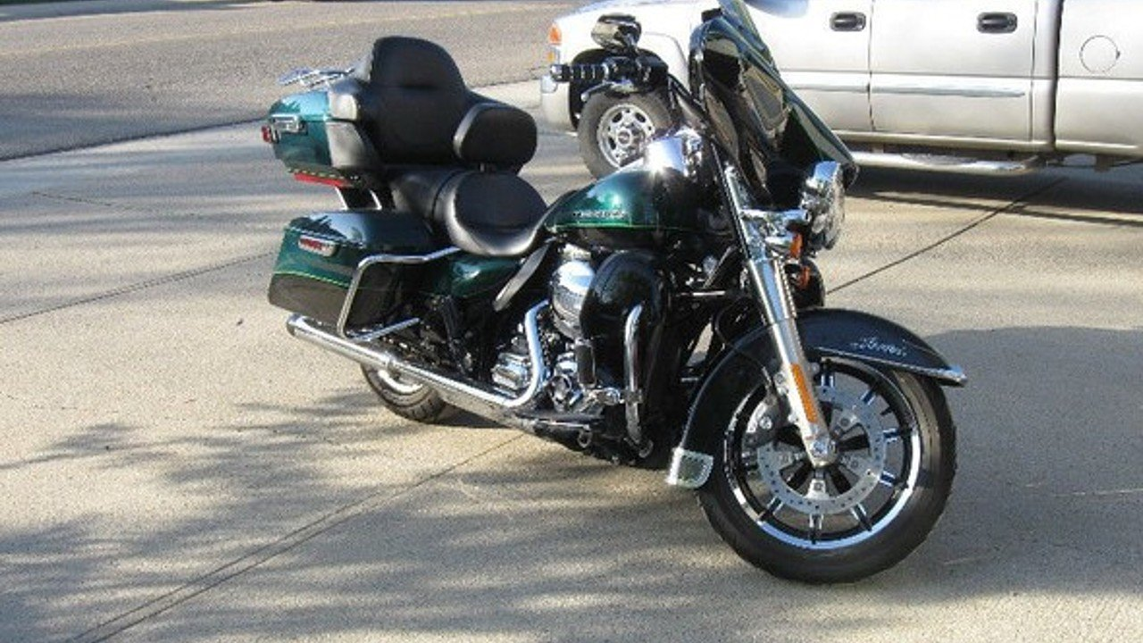 2015 Harley-Davidson Touring for sale 200580383