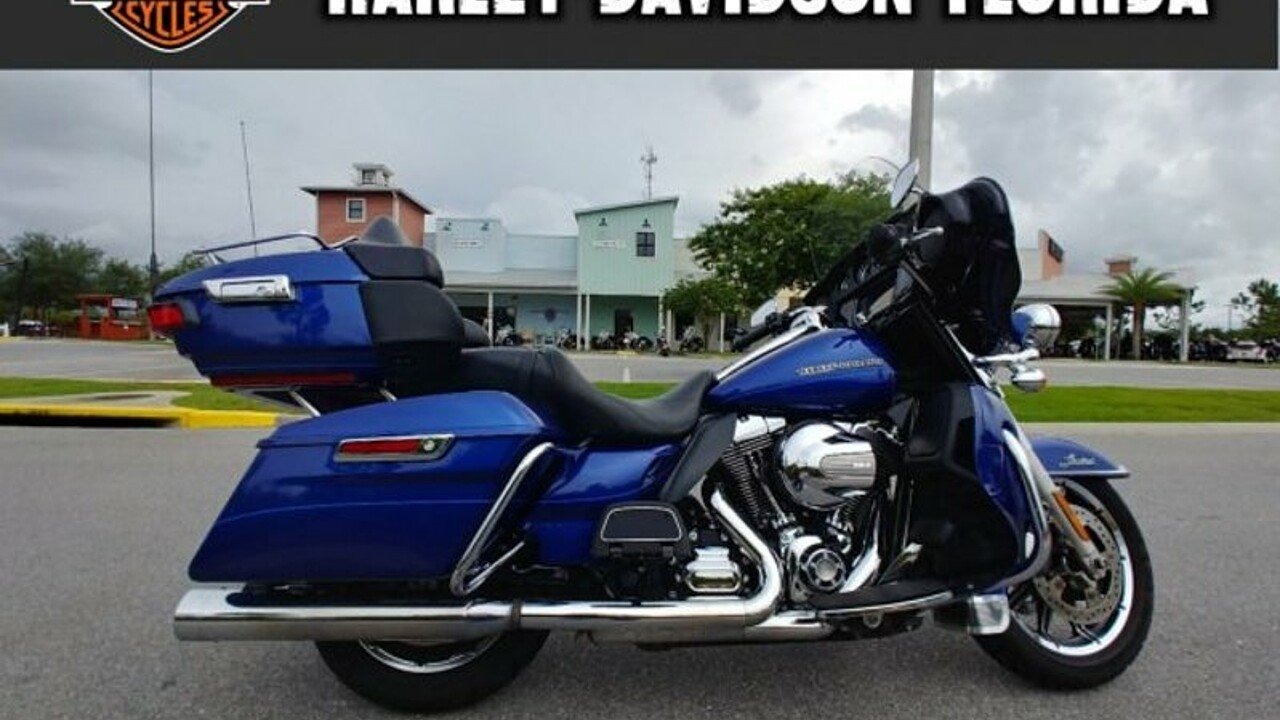 2015 Harley-Davidson Touring for sale 200581034