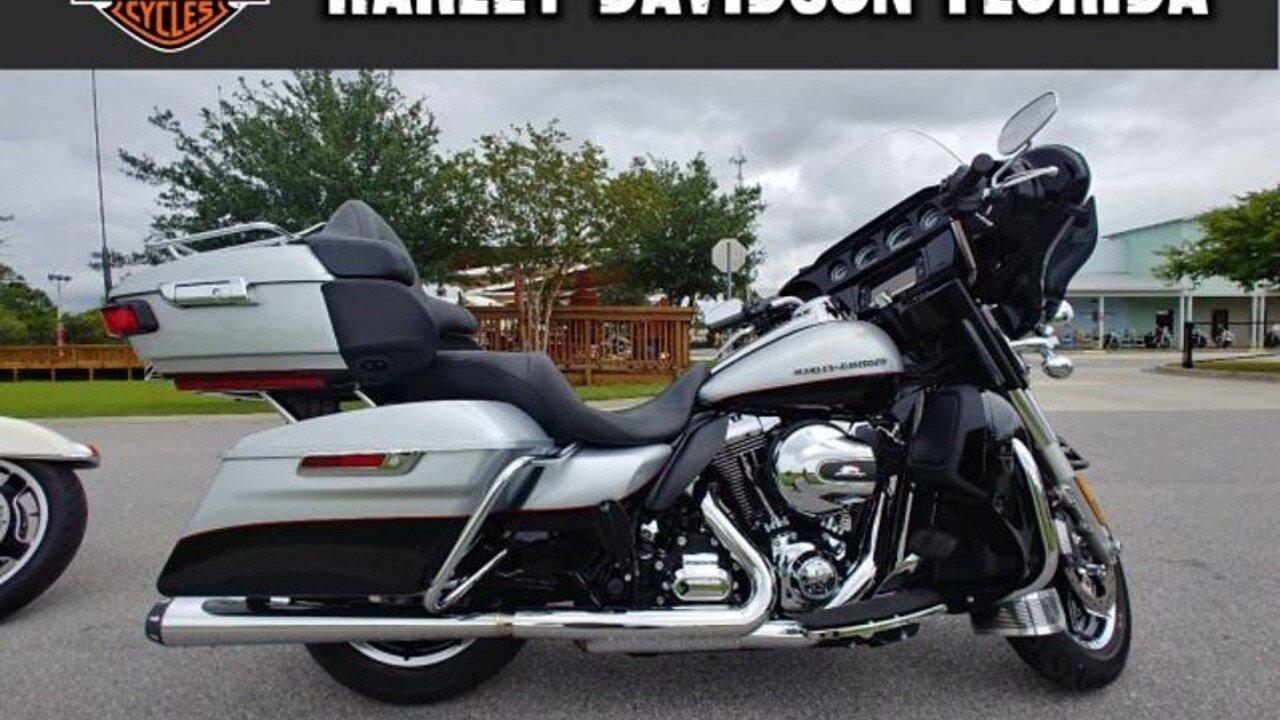 2015 Harley-Davidson Touring for sale 200581042