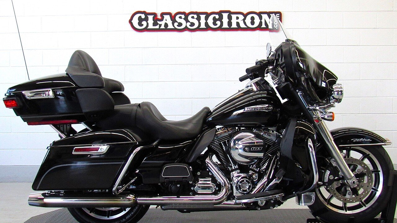 2015 Harley-Davidson Touring Ultra Classic Electra Glide for sale 200581642