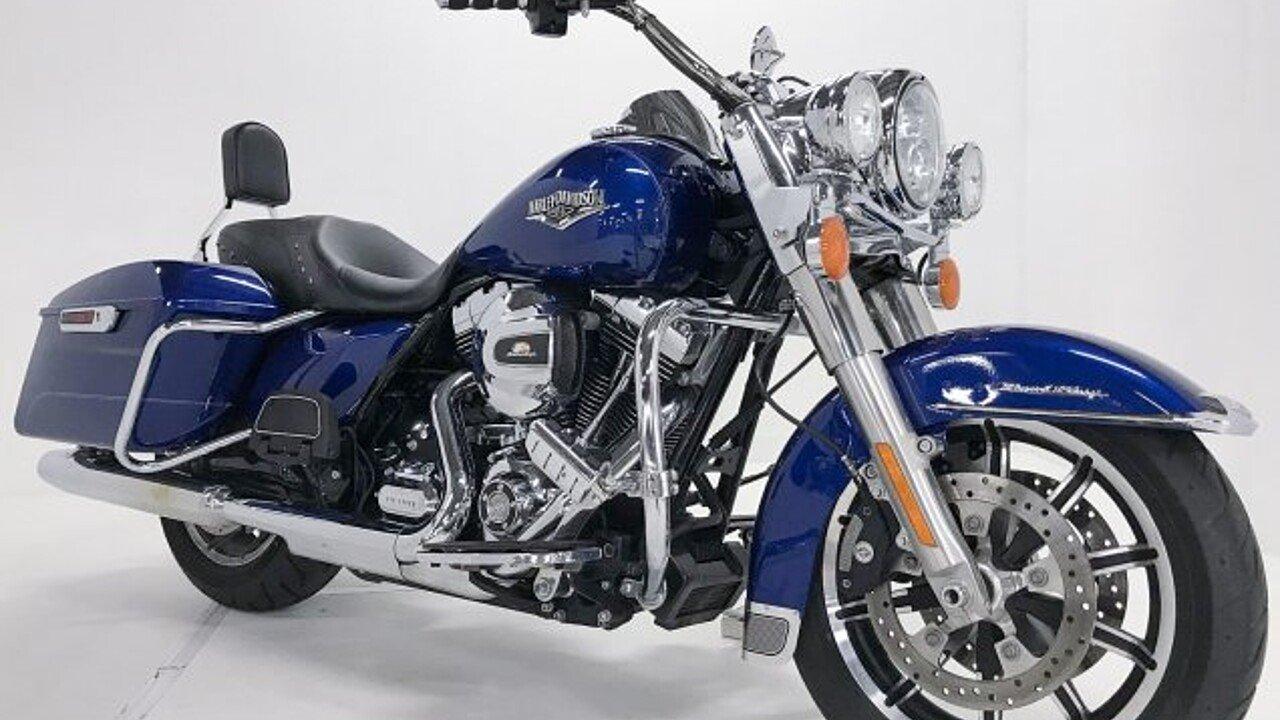 2015 Harley-Davidson Touring for sale 200585302