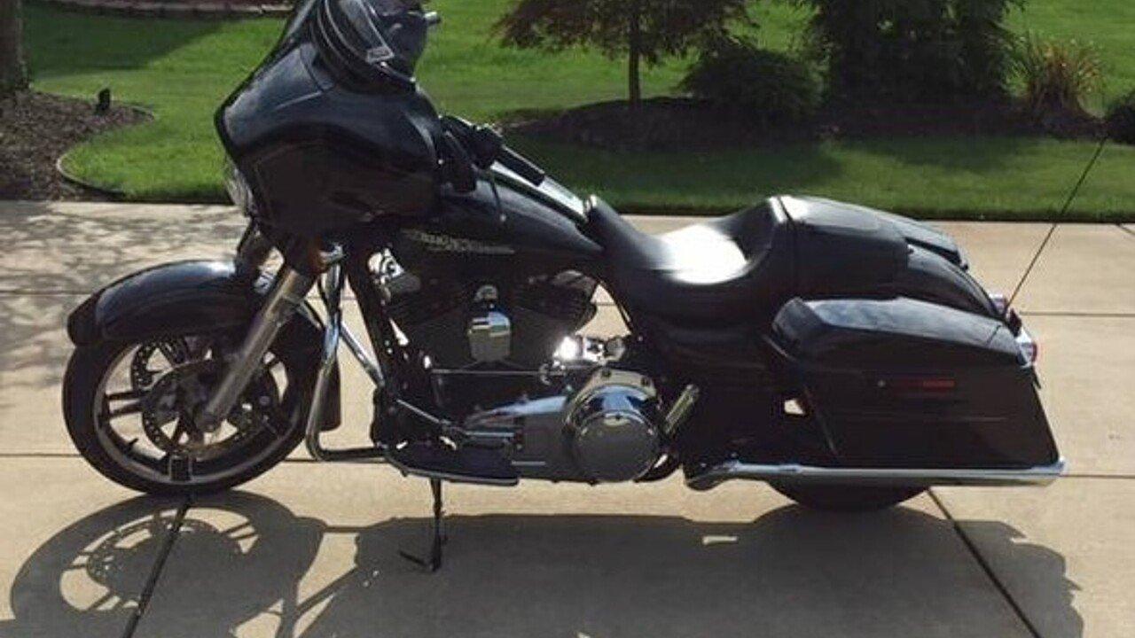 2015 Harley-Davidson Touring for sale 200587065