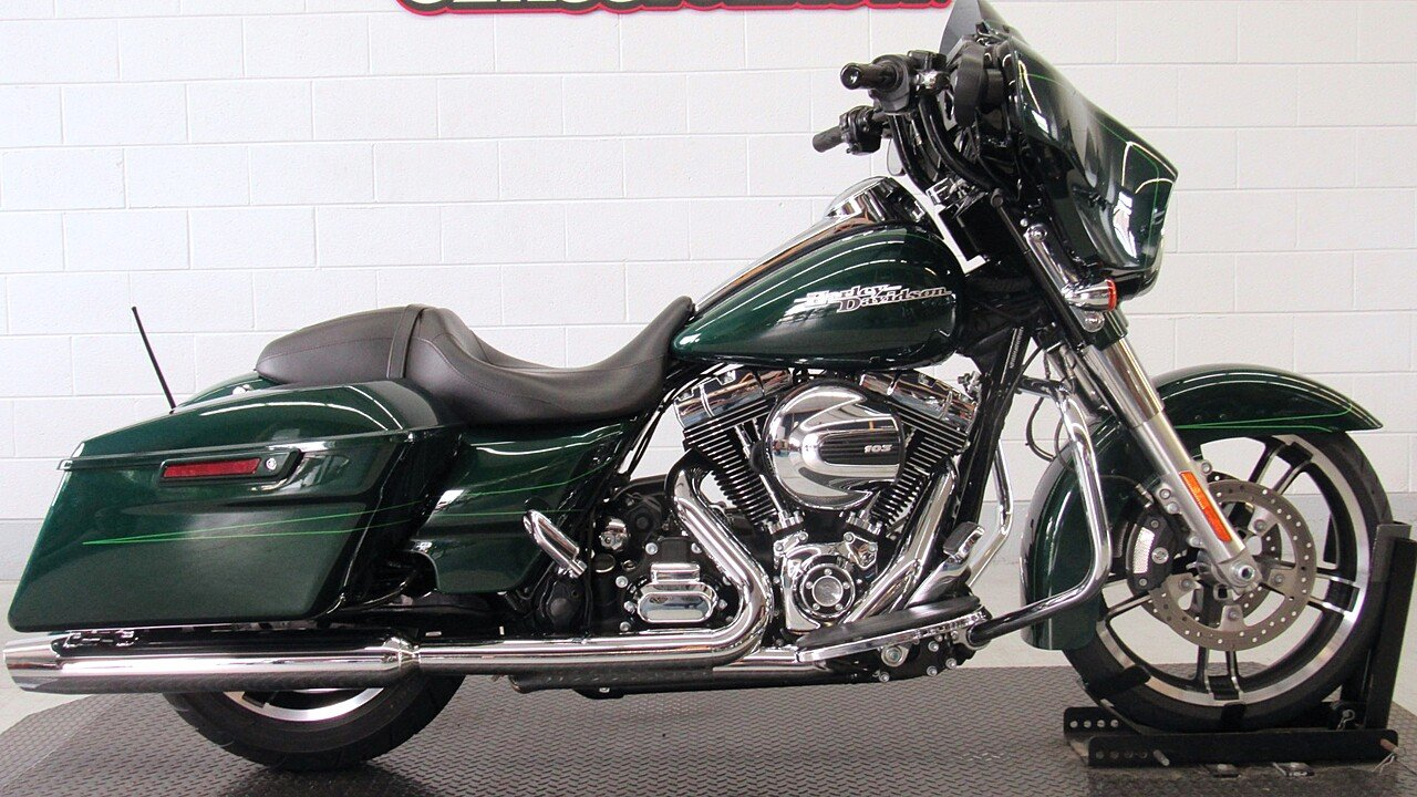 2015 Harley-Davidson Touring for sale 200593265