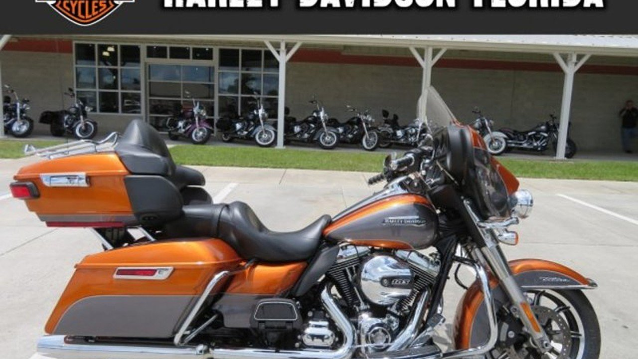2015 Harley-Davidson Touring Ultra Classic Electra Glide for sale 200593864
