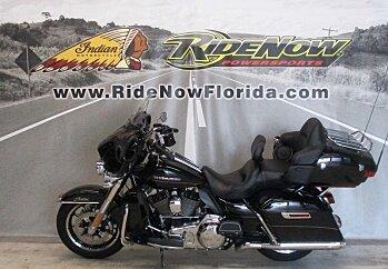 2015 Harley-Davidson Touring for sale 200607318