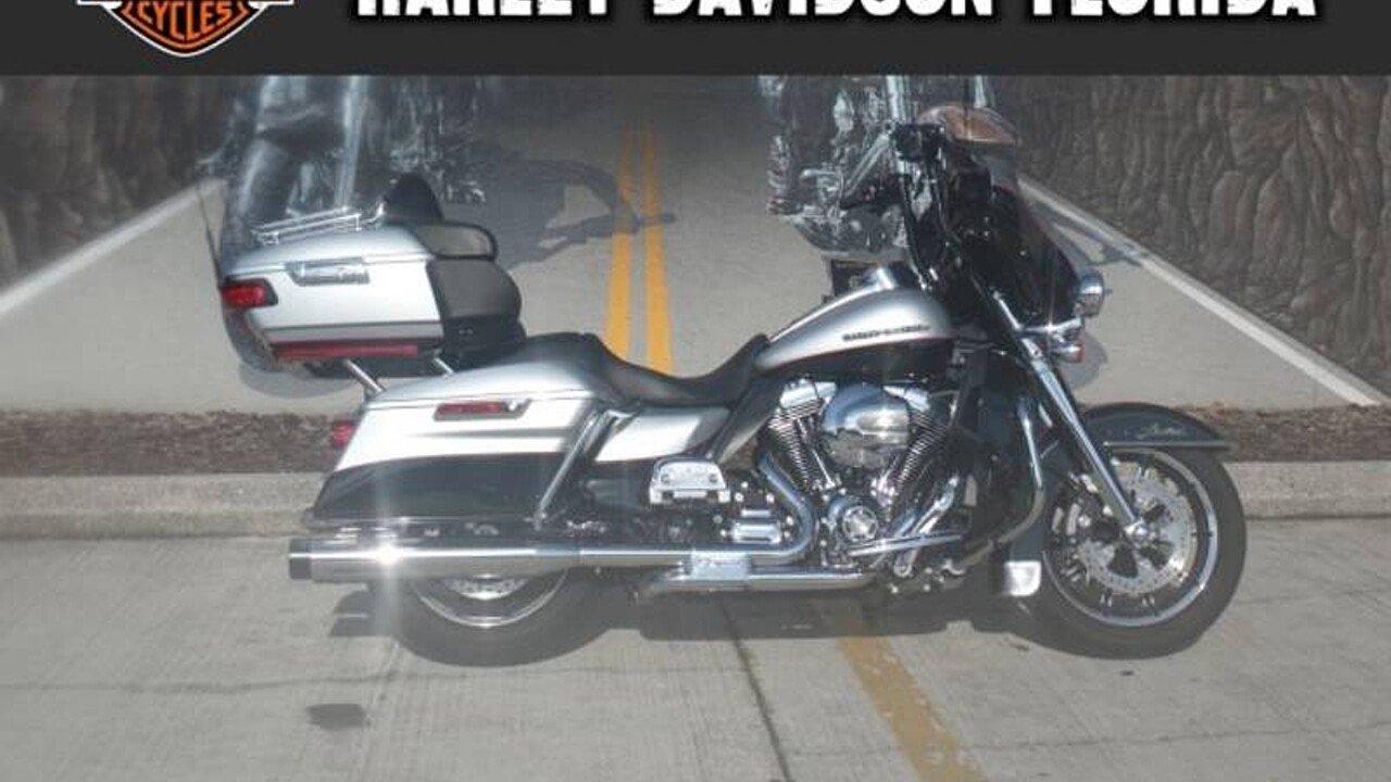2015 Harley-Davidson Touring for sale 200621434