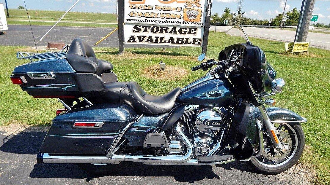 2015 Harley-Davidson Touring for sale 200624460