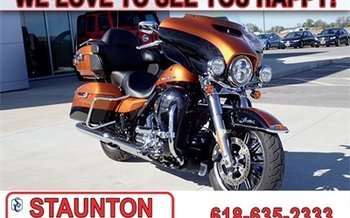 2015 Harley-Davidson Touring Ultra Limited Low for sale 200503118