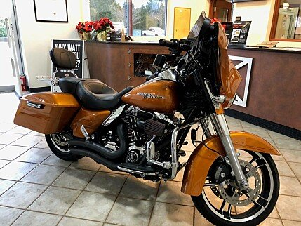 2015 Harley-Davidson Touring for sale 200534097