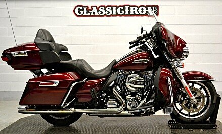 2015 Harley-Davidson Touring for sale 200558795