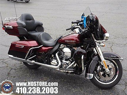 2015 Harley-Davidson Touring for sale 200583566