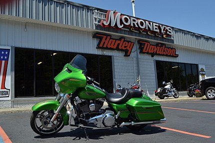 2015 Harley-Davidson Touring for sale 200600828