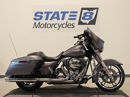 2015 Harley-Davidson Touring for sale 200607901