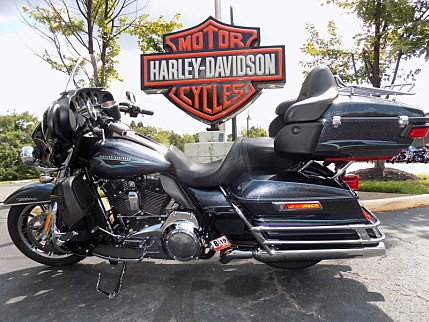2015 Harley-Davidson Touring for sale 200624667