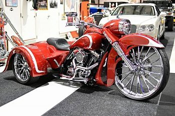 2015 Harley-Davidson Trike for sale 200525846