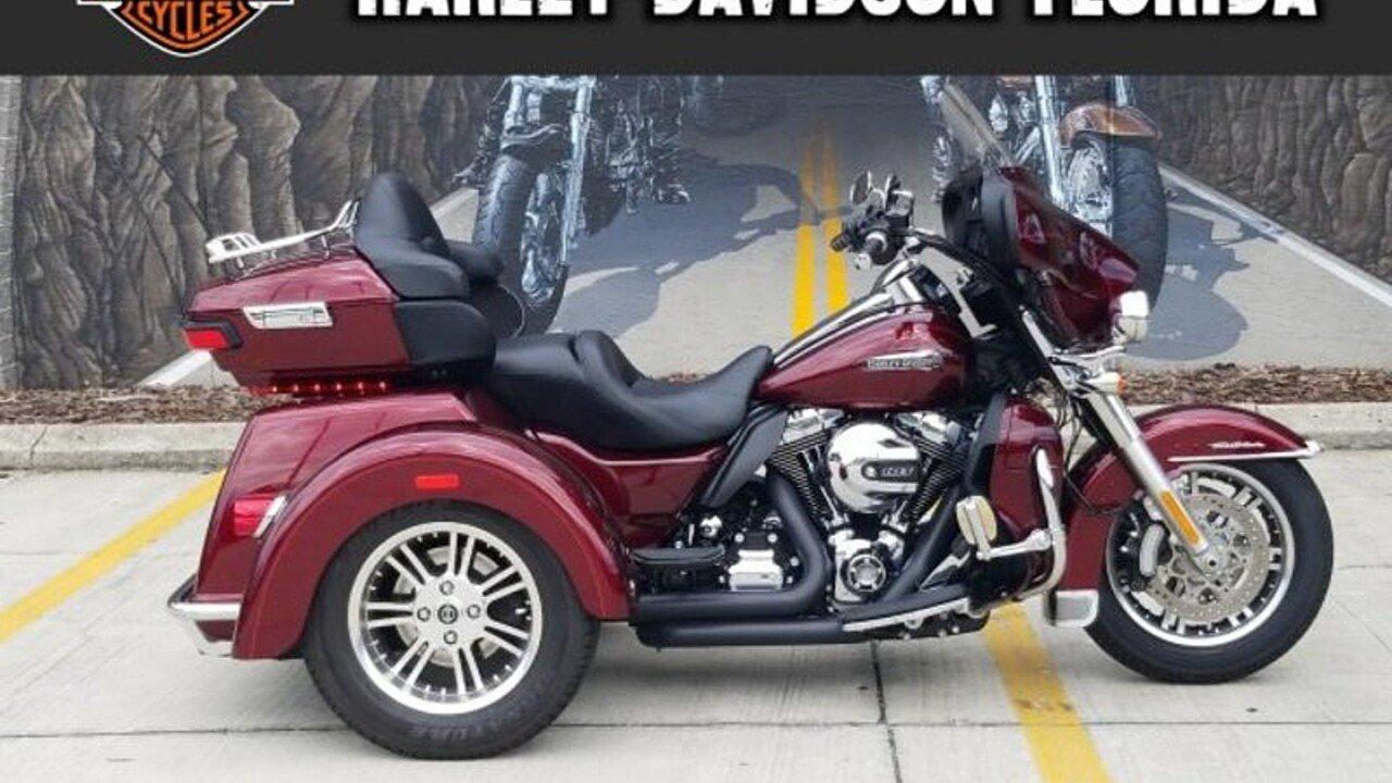 2015 Harley-Davidson Trike for sale 200581478