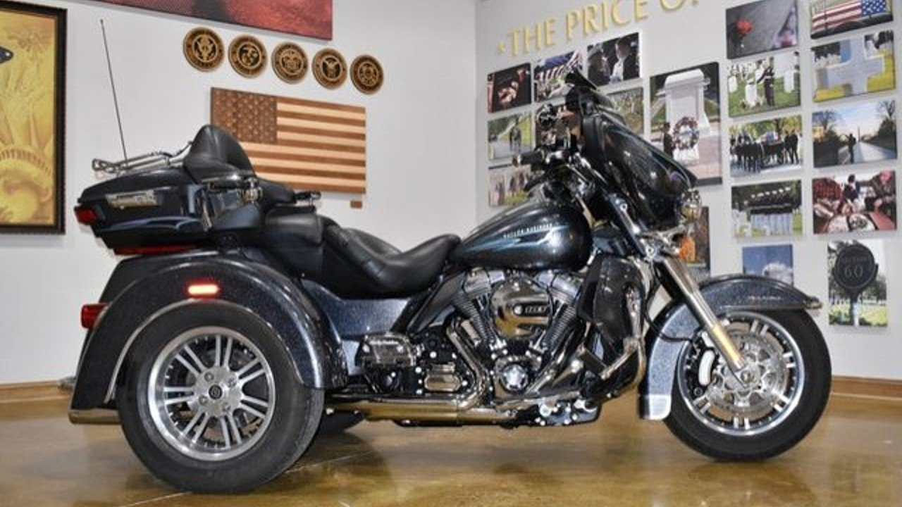 2015 Harley-Davidson Trike for sale 200592875
