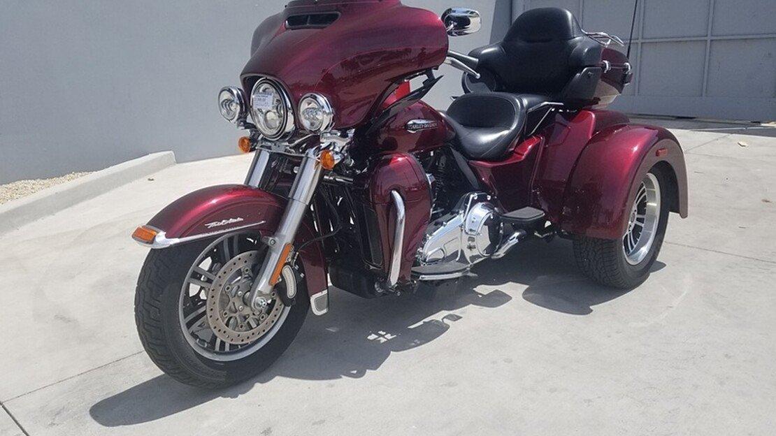 2015 Harley-Davidson Trike for sale 200610452