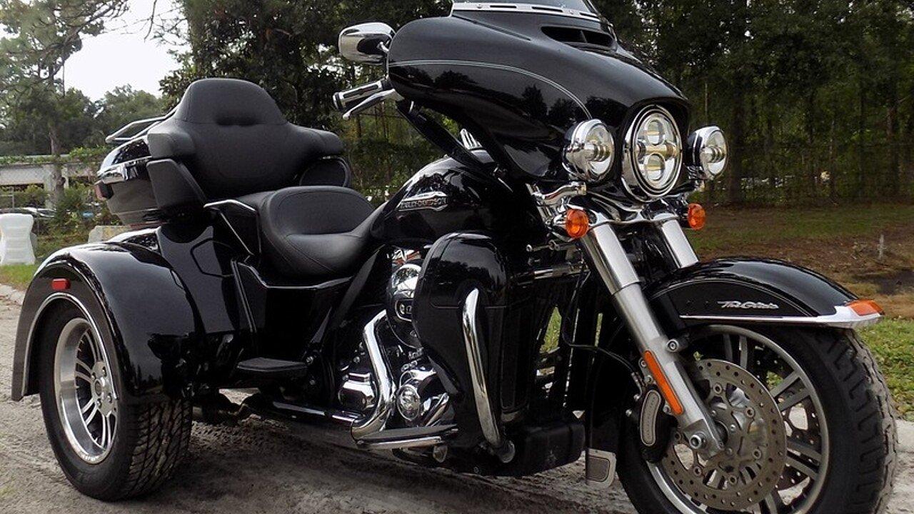 2015 Harley-Davidson Trike for sale 200611710