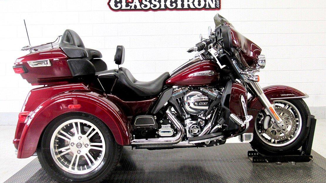 2015 Harley-Davidson Trike for sale 200628453