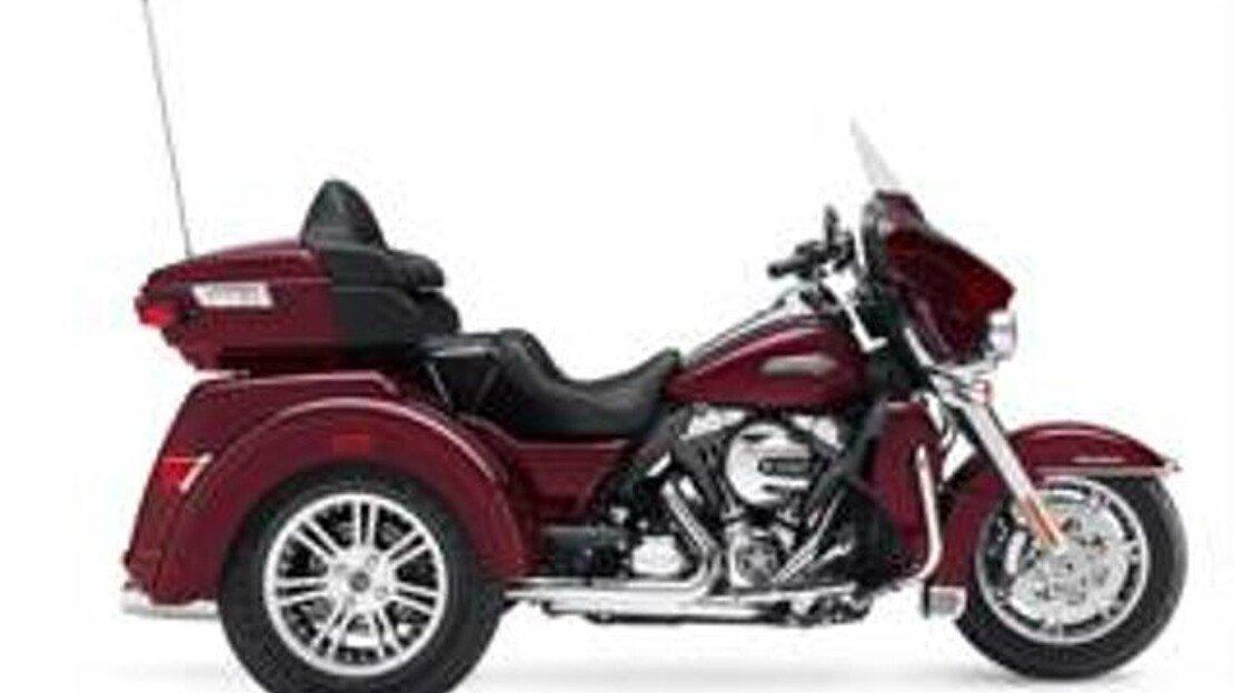 2015 Harley-Davidson Trike for sale 200642696