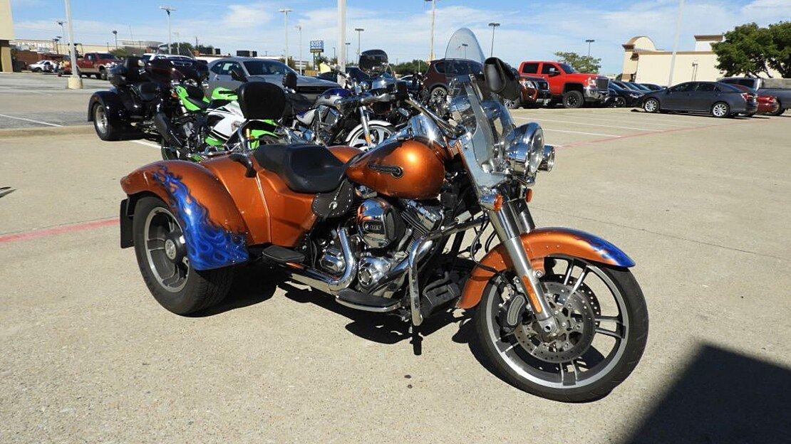 2015 Harley-Davidson Trike for sale 200643020