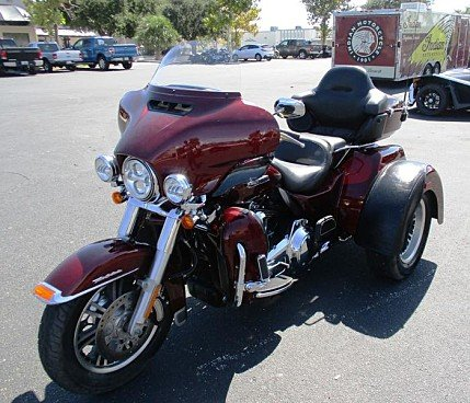 2015 Harley-Davidson Trike for sale 200630236