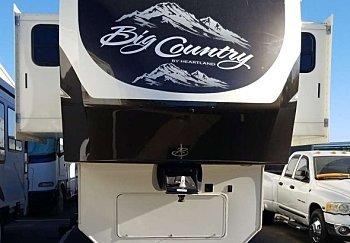 2015 Heartland Big Country for sale 300144864