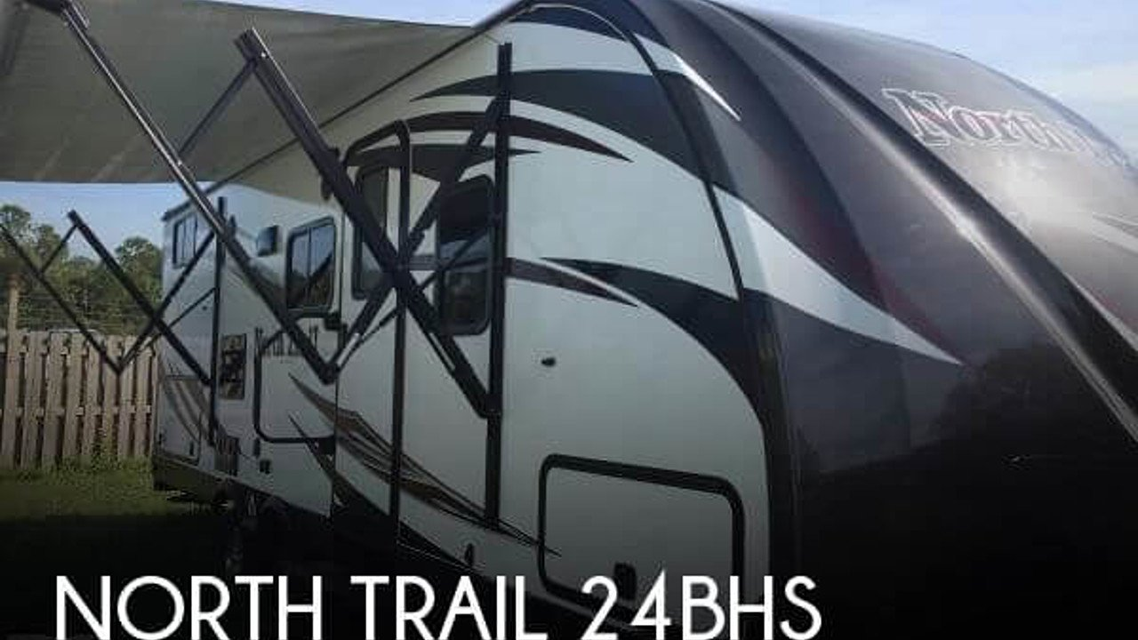 2015 Heartland North Trail for sale 300122231