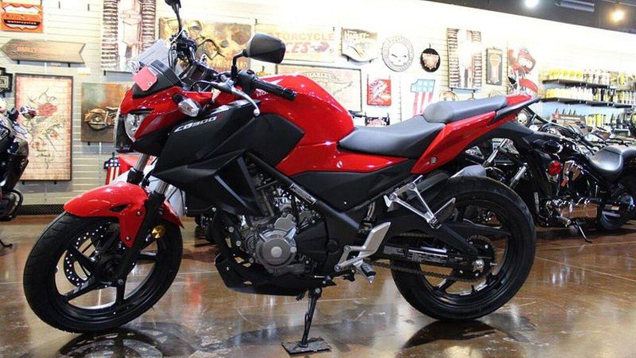 2015 Honda CB300F for sale 200360603