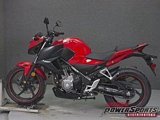 2015 Honda CB300F for sale 200603206