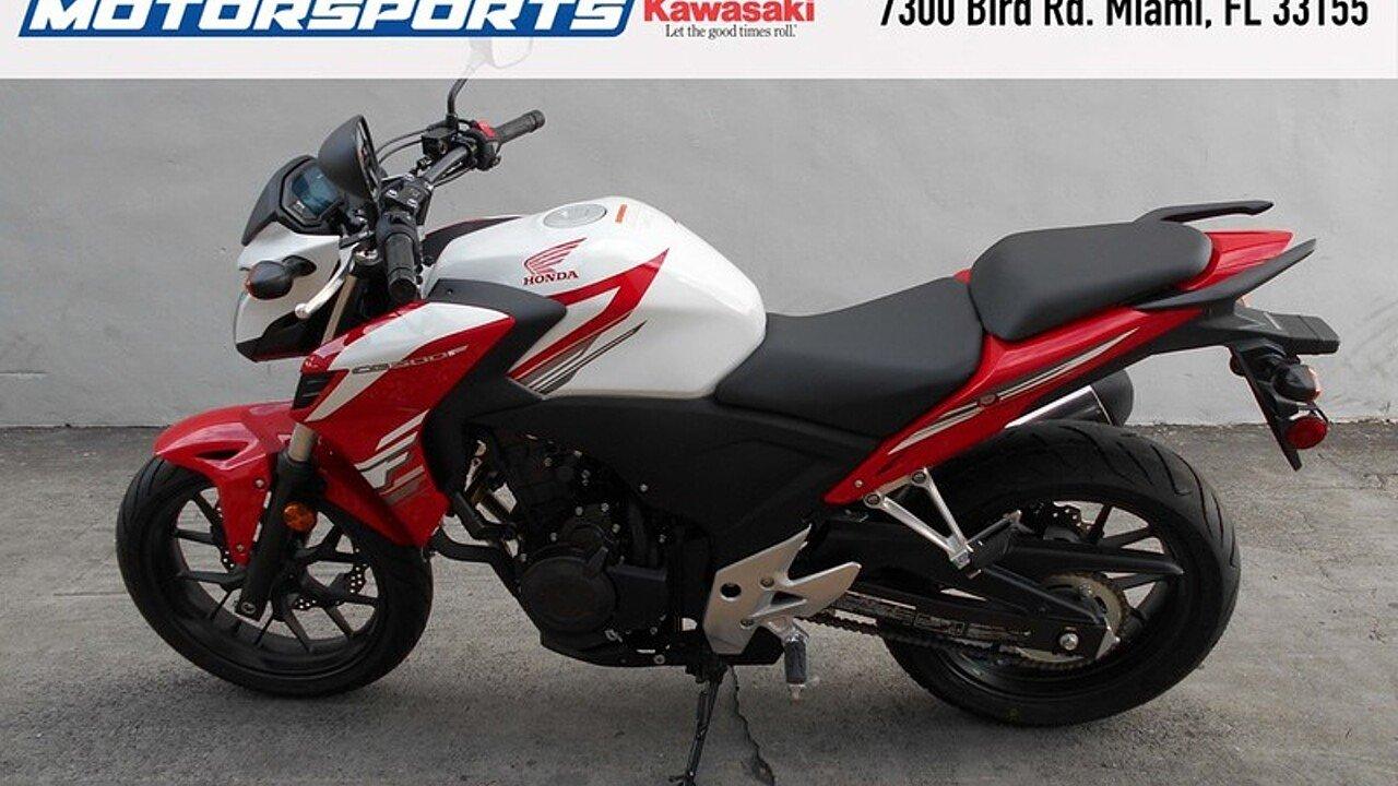 2015 Honda CB500F for sale 200339965