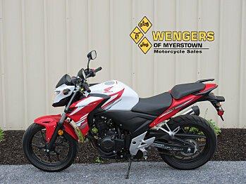 2015 Honda CB500F for sale 200462248