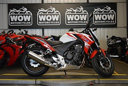 2015 Honda CB500F for sale 200516398