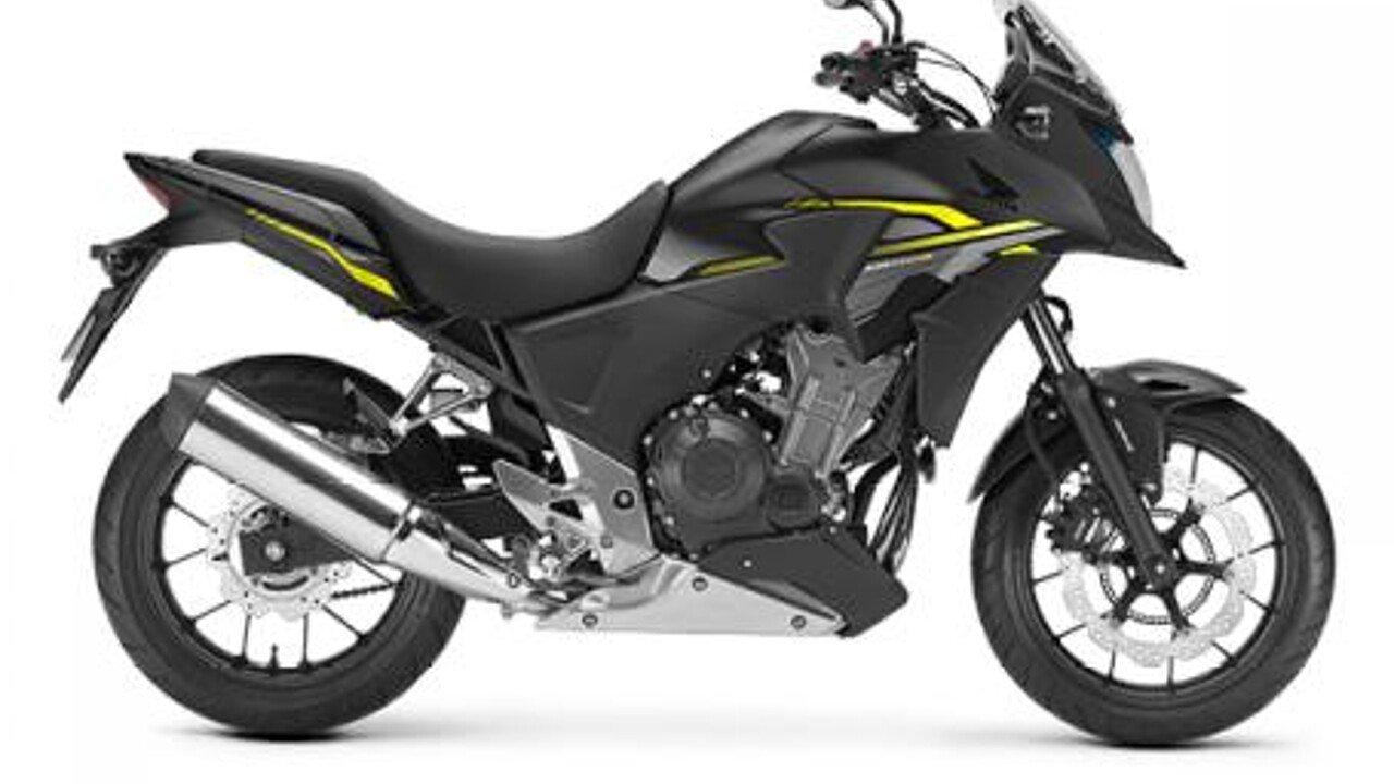 2015 Honda CB500X for sale 200439843