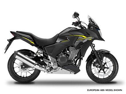 2015 Honda CB500X for sale 200625453