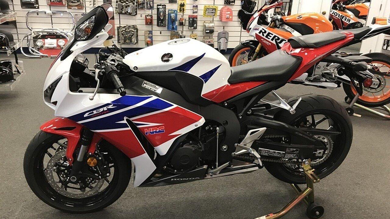 2015 Honda CBR1000RR for sale 200486016