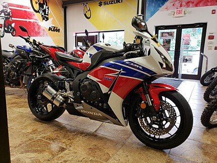 2015 Honda CBR1000RR for sale 200608385