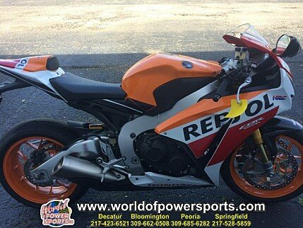 2015 Honda Cbr1000rr Motorcycles For Sale Motorcycles On Autotrader
