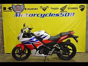 2015 Honda CBR300R for sale 200472003