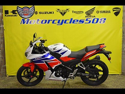 2015 Honda CBR300R for sale 200472003