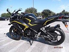 2015 Honda CBR300R for sale 200502820