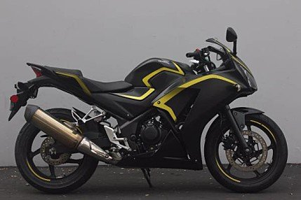 2015 Honda CBR300R for sale 200505587