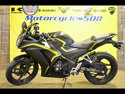 2015 Honda CBR300R for sale 200541213