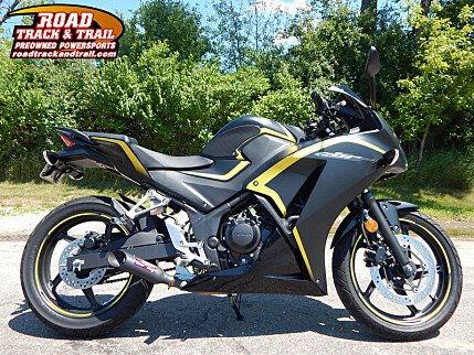 2015 Honda CBR300R for sale 200603285