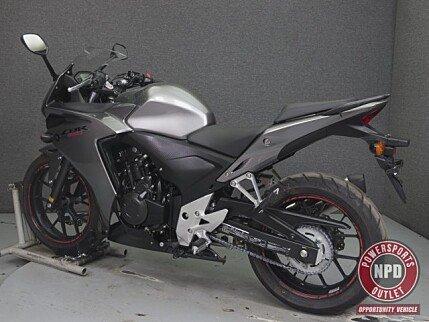 2015 Honda CBR500R for sale 200641193