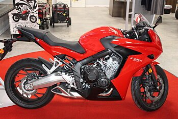 2015 Honda CBR650F for sale 200340150