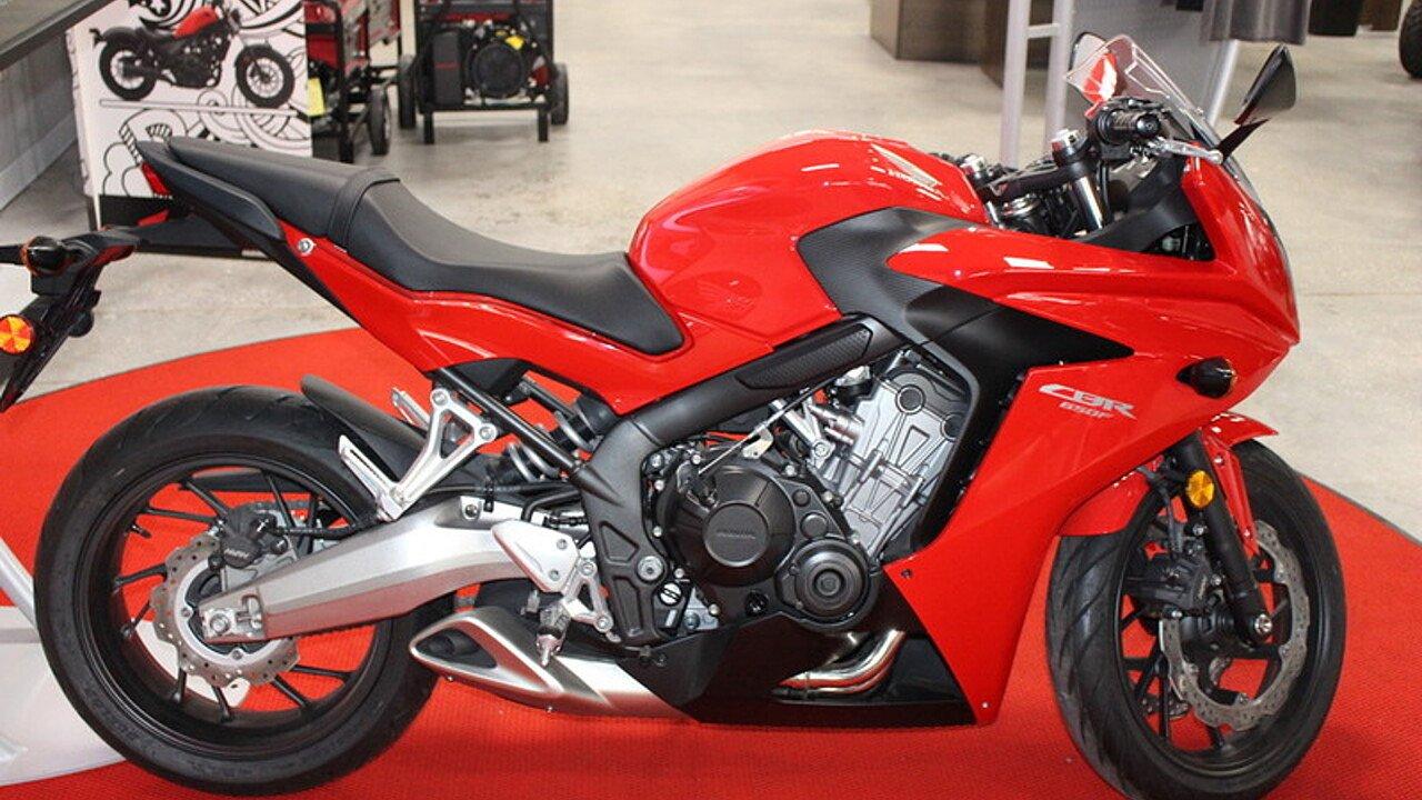 2015 Honda CBR650F for sale 200340150