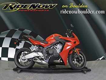 2015 Honda CBR650F for sale 200405608